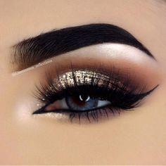24 Sexy Eye Makeup Looks Give Your Eyes Some Serious Pop - Gorgeous eye makeup #eyemakeup #makeup #sexyeye #eyeshadow
