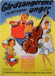 Ta lidt solskin eller Gårdsangernes unger (1969)
