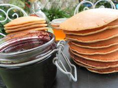 Kouigns : petites galettes moelleuses aux allures de pancakes