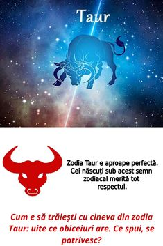 Zodiac, Taur, Books, Movie Posters, Friday Sayings, Libros, Book, Film Poster, Horoscope