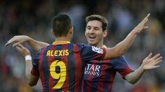 Pháo thủ sắp có Messi mới trong đội hình on PhotoPeach - Fresh slideshows to go!