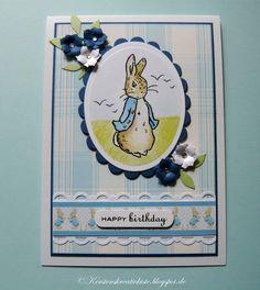 Kersten's Kreativkiste: The Tale of Peter Rabbit...