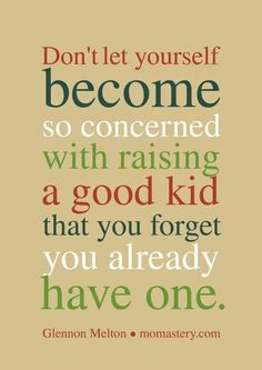I need to remember this more often. I have 2 amazing stepkids!