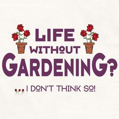 Must Garden!