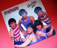 Menudo!! I remember me & my sister had a few records and we use to sing along with them!