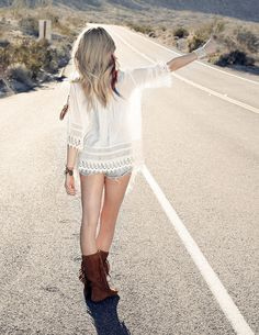 Spell and the Gypsy Collective.: Highway Girl