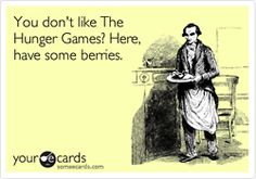 Hunger Games Problems: Archive