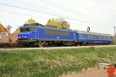 Bunnik, doorkomst van de koninklijke trein. Aangeboden door www.nicospilt.com Diesel, Train Tracks, Public Transport, Locomotive, Dutch, Transportation, Scenery, Journey, Horses
