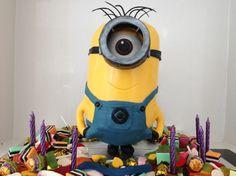minions cake - Pesquisa Google