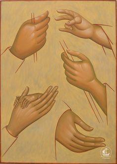 Методфонд: личное письмо Byzantine Icons, Byzantine Art, Religious Icons, Religious Art, Monastery Icons, Writing Icon, Church Icon, Russian Icons, Religious Paintings