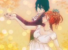 Pride and Prejudice by *Rusky-Boz on deviantART #bleach #orihime
