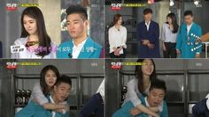 Gary refuses to let go of actress Lee Yeon Hee's hands on 'Running Man'