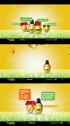Western Union Easter  #Game #Flash #CMS Western Union, Happy Easter, Westerns, Campaign, Ads, Holidays, Happy Easter Day, Holidays Events, Holiday