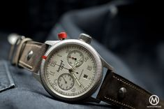 Hanhart Pioneer Monocontrol – The epitome of Coolness – Full Review (history, live photos, specs and price) | https://monochrome-watches.com/hanhart-pioneer-monocontrol-review-history-live-photos-specs-price/