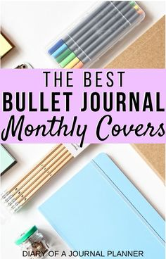 Need inspiration and ideas for your April bullet journal monthly cover? Read here for over 200 awesome monthly cover layouts, doodles, themes and more awesome ideas!