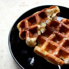 OMG this is the Waffle Cabin recipe!!! So excited to make them :)!