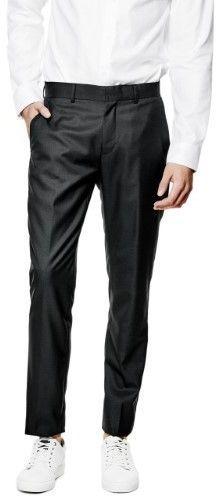 GUESS Men's Alan Ultra-Slim Suit Pants