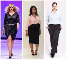 08310e38db Women s plus size clothing trends Spring Summer 2016