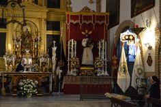 Triduo extraordinario al Stmo. Cristo del Amor. Fotos de Valentín López.