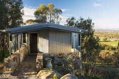 Millers Hill Bed and Breakfast, Glenrowan Ned Kelly, Weekends Away, B & B, Bed And Breakfast, Shed, Outdoor Structures, House Styles, Beautiful, Breakfast In Bed