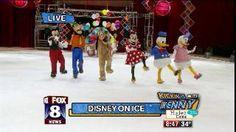 'Disney On Ice' Skates into Cleveland