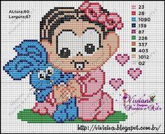 Viviane Pontos e Art's: Monica Baby