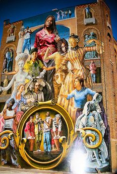 Philadelphia Mural Arts Project