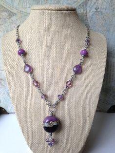 Passion for Purple (Customer Design) - Lima Beads