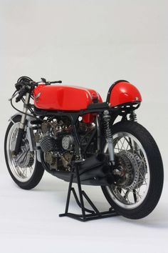 Honda RC166 1966 Mike Hailwood by Gennaro Zappa (Tamiya)