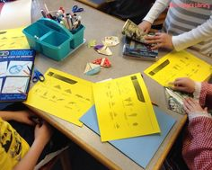 Origami Library Center, Part 1 - Mrs Lodge's Library