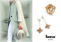 O toque perfeito para combinar com o seu look de outono! // The perfect touch to match your autumn look! // El toque perfecto para combinar con su look del otoño !  #looxe #looxejewelry #jewelry #look #outono #lookdeoutono  #looxe #looxejewelry #jewelry #look #autumn #autumnlook #looxe #looxejewelry #jewelry #look #otoño #lookdelotoño  JOANL4132/ JOTRL4132