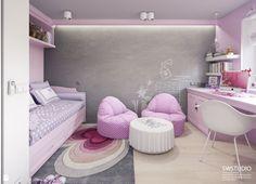 Pokój P3 - zdjęcie od SWSTUDIO - Pokój dziecka - Styl Nowoczesny - SWSTUDIO