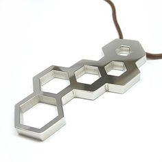 #jewellery #pendant #honeycomb #bycicle #birthday #silver