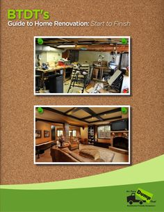 Bin There Dump That's Guide to Home Renovation: Start to Finish