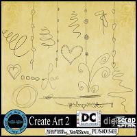 Create Art 2 Doodles