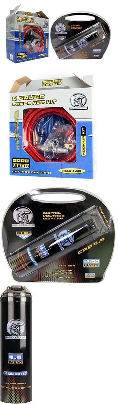 capacitors power acoustik capacitor power acoustik 1 5 farad rh pinterest com