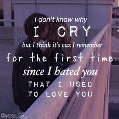 Used to love you, Gwen stefani lyrics #edit4me