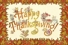 Give Thanks and Be Happy
