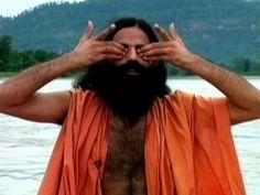 Baba Ramdev Yoga Eye Exercises - Cure for all Eye Problems