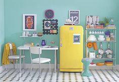 Linda cor de parede — Tok&Stok Caleidocolor Divirta-se conhecendo a tendência mais Hipster da Tok&Stok!