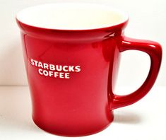 I have this mug, I love Starbucks mugs!
