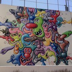 Street Art. Art. Graffiti.