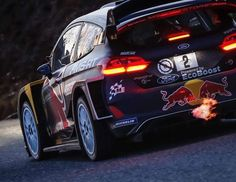 "968 To se mi líbí, 3 komentářů – RALLY/WRC/ Rally Montecarlo  (@wrcmotorsport) na Instagramu: ""#ElfynEvans #Evans #RallyMontecarlo #RallyeMontecarlo #Ford #FordFiesta #Fiesta #FiestaWRC…"""