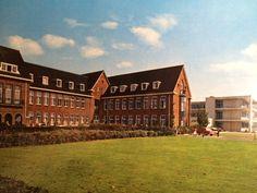 Sittard oud ziekenhuis postcard