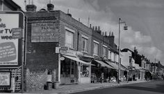 Lake road Portsmouth, late 60's