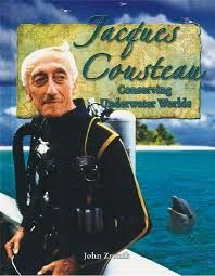 The sea king -- Before Cousteau -- Cousteau's early life -- Exploring in wartime -- Voyages on the Calypso -- The conservationist -- Cousteau's inventions -- Life at sea -- After Cousteau -- Cousteau's legacy. Fiction And Nonfiction, Water Systems, Literacy, Science, Activists, Explore, Inventions, Salt, King
