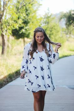 Free People Floral www.dashofserendipity.com