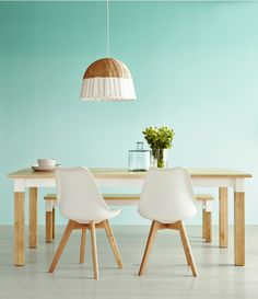 Freedom Australia Spring Summer 2014: Kinlock Dining Table via WeeBirdy.com