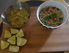 Quibe de forno de Quinoa (sem glúten)