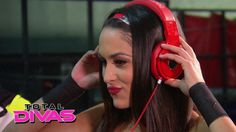 """Superstars and Divas check out Noami's video for """"Dance All Night"""": Total Divas, April 13, 2014"""